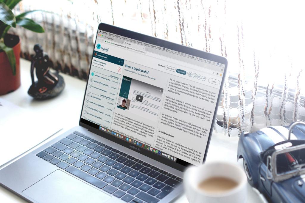 studio semplificato tecnologia tablet pc riassunti scuola digitale