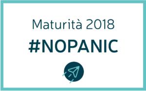 Maturità 2018 no panic tototracce ripasso esame studio
