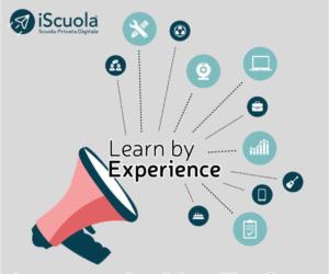 contest learn by experience iscuola® recupero anni scolastici scuola privata digitiale diploma on line