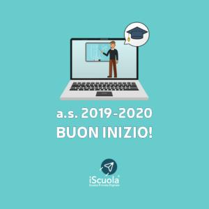 iScuola Scuola online Diplomarsi online Inizio anno scolastico 2019-2020 studiare online