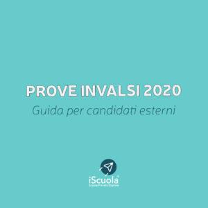 Prove Invalsi 2020 Candidati Esterni Scuole Superiori
